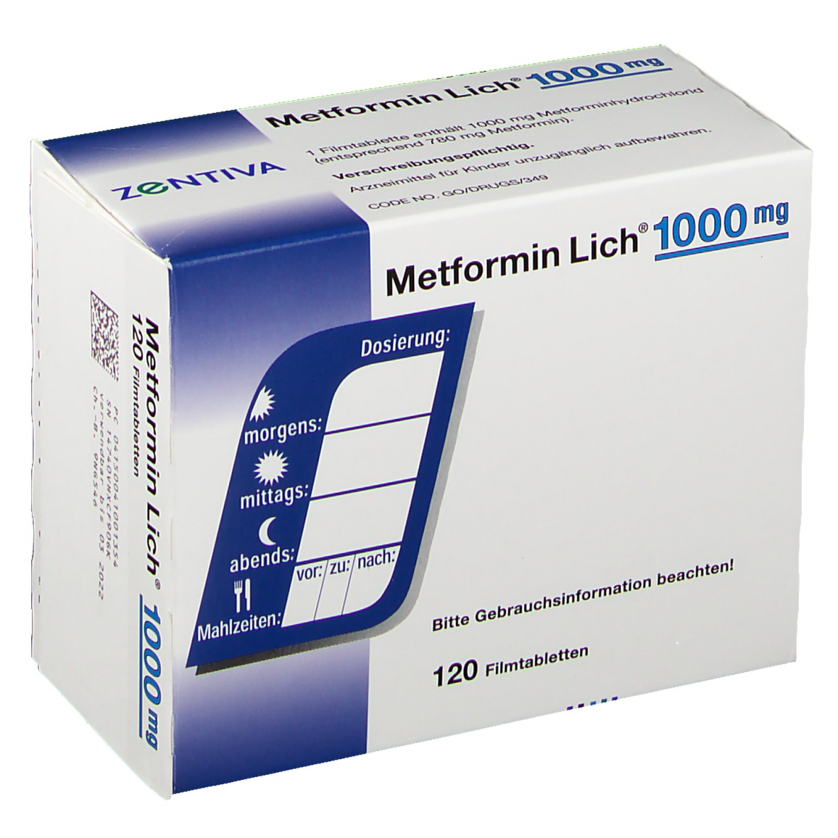 Metformin rezeptfrei