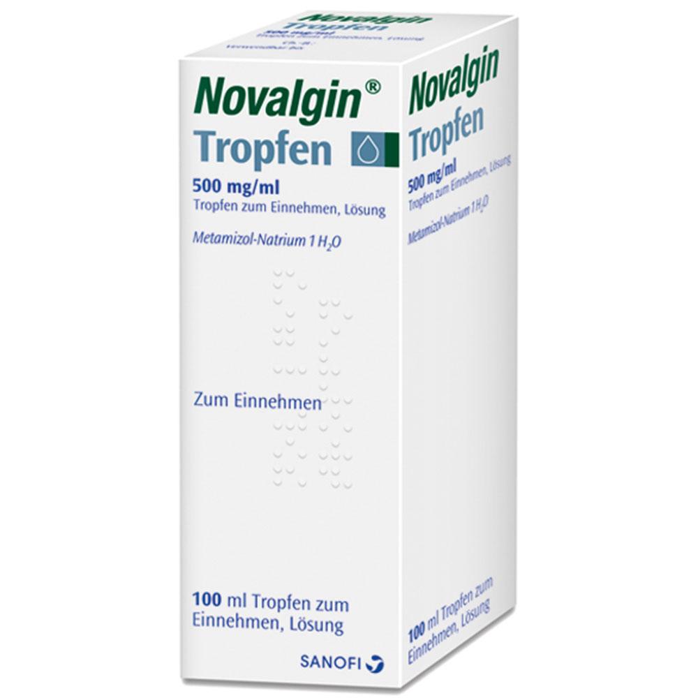 Novalgin Tropfen 100 ml - shop-apotheke.com