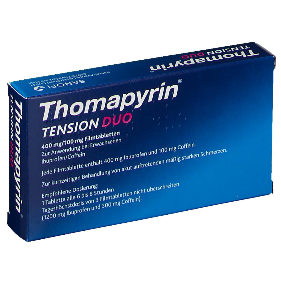 Thomapyrin tension duo