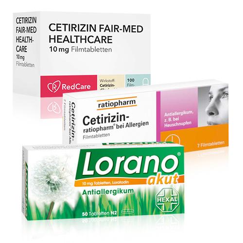 Allergiemittel zum Einnehmen - shop-apotheke.com