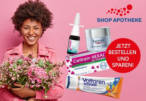Ihr Gutschein bei shop-apotheke.com