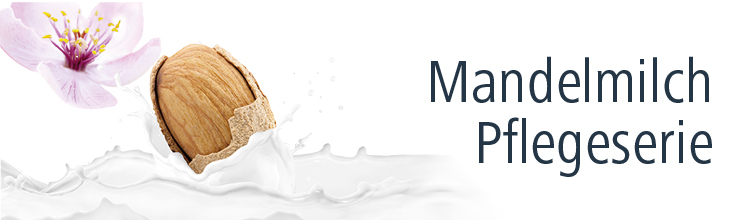 Medipharma Cosmetics - Mandelmilch Pflegeserie
