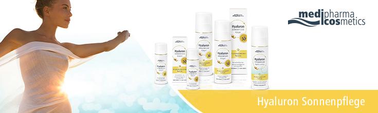 Medipharma Cosmetics - Hyaluron Sonnenpflege