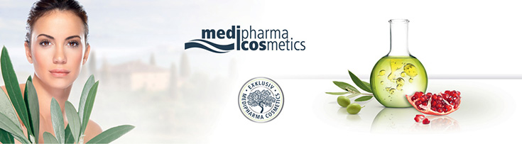 Medipharma Cosmetics - Schönheit im Zeichen der Olive