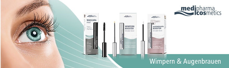 Medipharma Cosmetics - Wimpernbooster