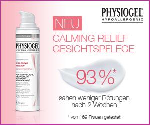 Calming Relief Gesichtspflege