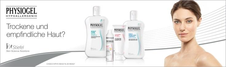 PHYSIOGEL – Der Experte für trockene und empfindliche Haut