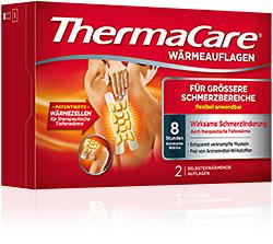 ThermaCare® für größere Schmerzbereiche