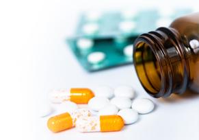 Grafik - Antivirale Medikamente