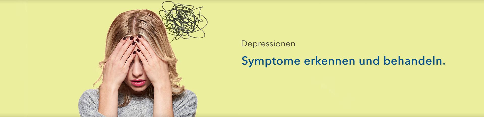 Depressionen – Symptome erkennen und behandeln