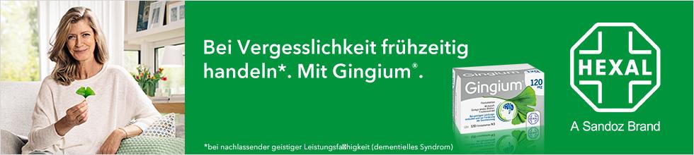 Konzentrationsschwäche – Ginguim