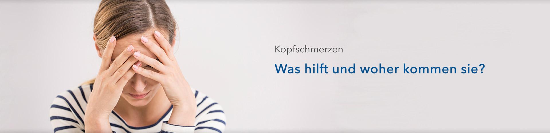Kopfschmerzen – shop-apotheke.com