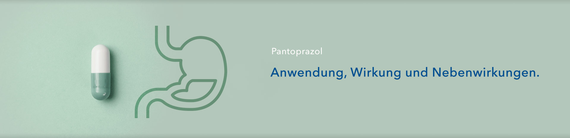 Ratgeber zu Pantoprazol
