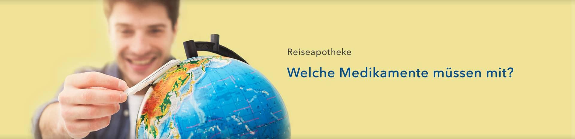 Reiseapotheke - Ratgeber Ihrer Online Apotheke