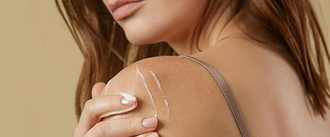 Trockene Haut richtig pflegen