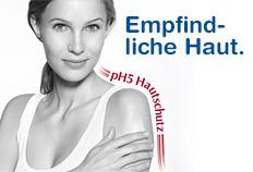 Eucerin ph5 und UltraSensitive für empfindliche Haut