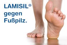 LAMISIL® gegen Fußpilz