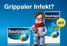 BoxaGrippal® - Bei Erkältung meine 1. Wahl!