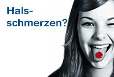 Halsschmerzen? neo-angin – der Halsspezialist hilft!