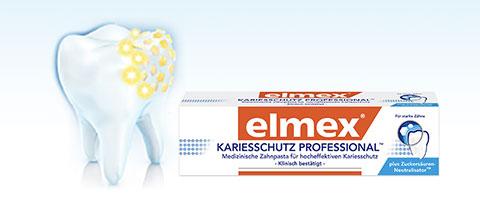 elmex® - Der optimale Kariesschutz für groß und klein!