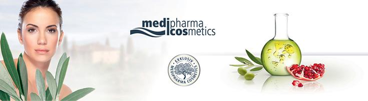 Medipharma Cosmetics - Olivenöl-Pflegeserie
