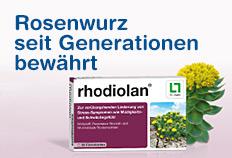 rhodiolan® – Das schwedische Geheimnis in stressigen Zeiten