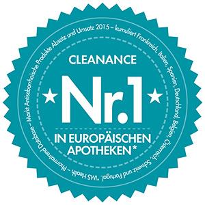 Nr 1 in europäischen Apotheken