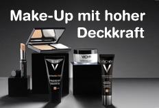 Make-up mit hoher Deckkraft
