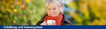 Erkältung und Immunsystem